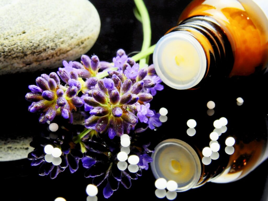 homeopathy answer virus