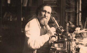 русский ученый