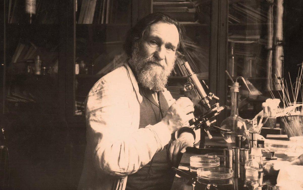 Русский ученый Илья Мечников